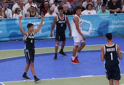 Argentina celebra en baloncesto y boxeo y Rusia sigue sumando medallas