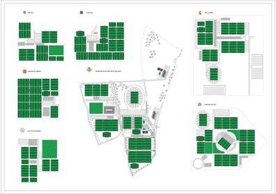 La nueva ciudad deportiva del Betis, comparada con la de otros grandes clubes