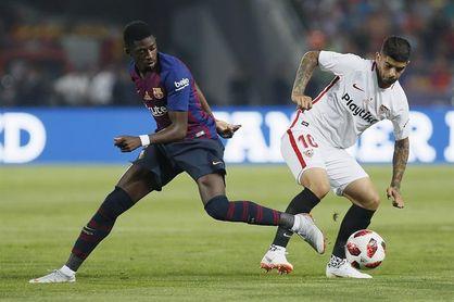 Vuelve LaLiga con un Barcelona-Sevilla en la cumbre