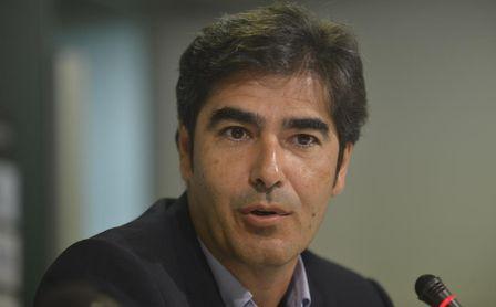 Ángel Haro, presidente del Real Betis.