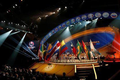 Río de Janeiro albergará el 24 de enero el sorteo de grupos de la Copa América 2019