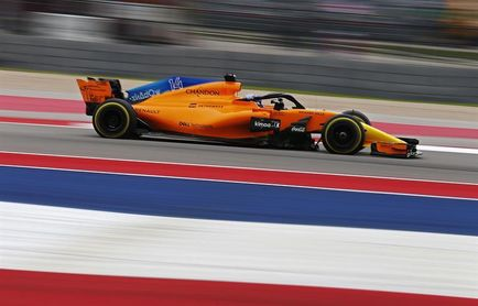 Alonso, eliminado en la Q1 del Gran Premio de Estados Unidos