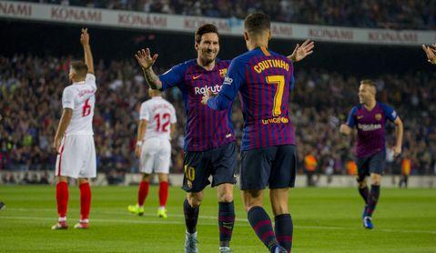 La realidad se llama Messi