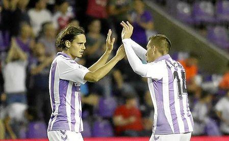 Curiosamente, Machín invitó a Alcaraz a salir del Girona FC cedido.