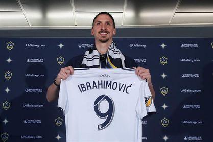 La camiseta de Ibrahimovic es la más vendida en la MLS y la de Vela la segunda