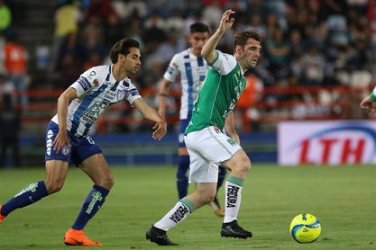 Argentino Mauro Boselli, duda para estar con León en semifinales de Copa