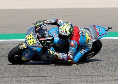 Mir y Márquez buscarán entrar a los primeros puestos de Moto2 en Malasia