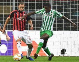 Betis y Milan se retan por la jerarquía del grupo