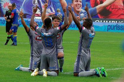 Emelec, Liga y Delfín disputarán el liderato a Macará en jornada 18 en Ecuador