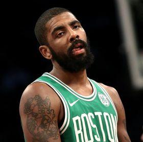 109-116. Irving, con 39 puntos, lidera remontada de 22 tantos de Celtics