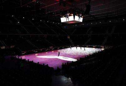 El Navarra Arena se llenará para el espectáculo de Javier Fernández