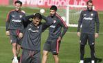 Todos menos Kjaer, convocados para el choque contra el Espanyol