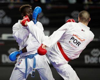 Babacar Seck logra la medalla de bronce