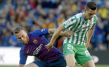 El Betis, en Europa o no, ejercerá la opción de compra de Lo Celso.