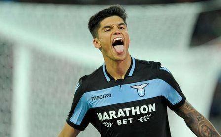 Correa disfruta en Roma