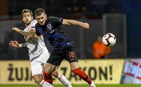 """Cree además que el equipo """"hizo un buen trabajo"""" en el partido frente a Croacia."""