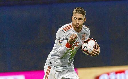 """Lovren ataca a Ramos y llama a los jugadores españoles """"cobardes"""""""