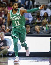 123-116. Irving consigue 43 puntos en la victoria de los Celtics
