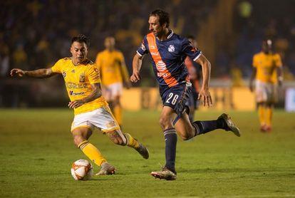 2-0. Vargas y Gignac definen triunfo de Tigres en cierre de gira por EE.UU.