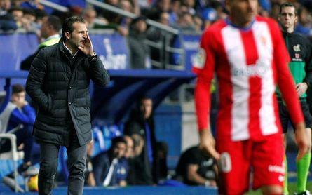 El Sporting anuncia oficialmente la destitución de Rubén Baraja