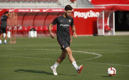 Sergi Gómez habla sobre Machín, su fichaje, las lesiones, Nolito...