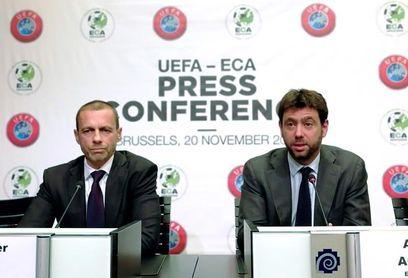 La UEFA no descarta aplicar el VAR en la presente temporada