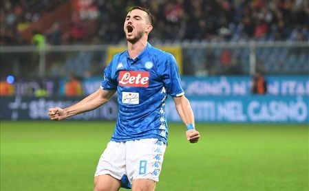 """Fabián, """"un jugador único"""" para el Napoli"""