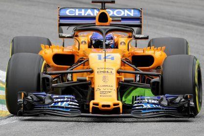 Fernando Alonso, punto y seguido
