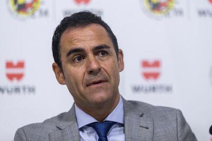 """Velasco Carballo: """"La valoración del primer tercio de la temporada es muy positivo"""""""
