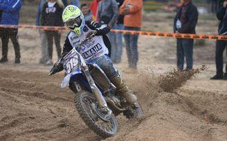Aparicio al Campeonato de Europa con Yamaha