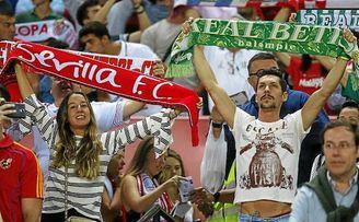 ¿Cuánto amor y odio despiertan Betis y Sevilla en España?