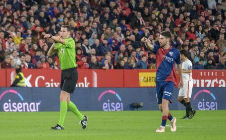 El Sevilla-Villanovense de Copa ya tiene árbitro