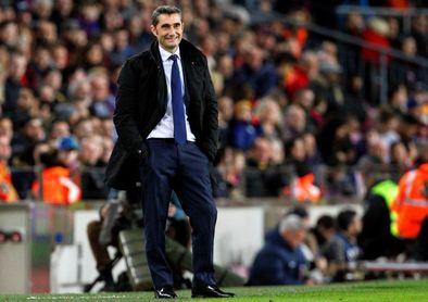 """Valverde: """"En el segundo tiempo nos ha faltado el balón y hemos sufrido más"""""""