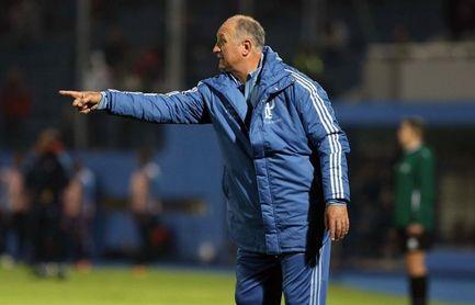 Scolari recibió oferta para dirigir la Selección Colombia
