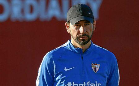 Convocatoria del Sevilla para Valencia.