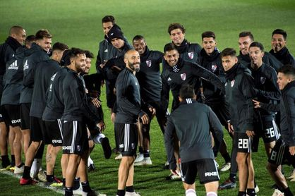 El River Plate y el Boca Juniors, dos ´clásicos´ del fútbol de cantera