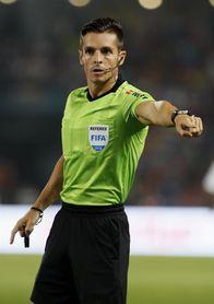 Del Cerro Grande asciende al grupo de Árbitros Elite de UEFA