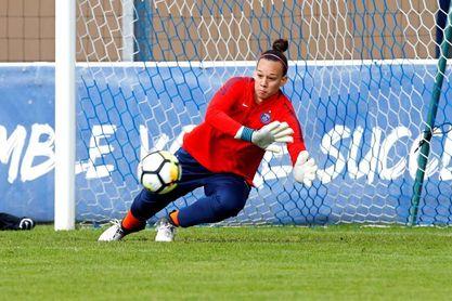 "Christiane Endler, capitana de Chile: ""Vamos a sorprender en el Mundial"""