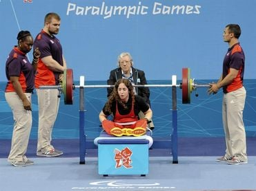 Loida Zabala logra el oro de halterofilia paralímpica en Open de las Américas