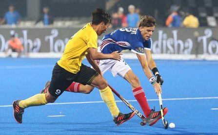 Inglaterra y Francia pasan a cuartos, tras ganar a Nueva Zelanda y China.
