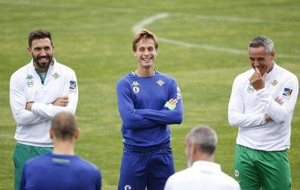 Canales se las verás con la Real, su anterior equipo, en la Copa del Rey.