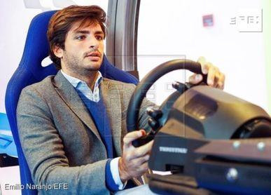 """Sainz: """"A ver si McLaren puede hacer un buen coche"""""""