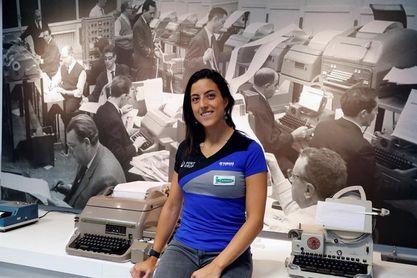 Sara García, primera española participante en categoría más dura del ´raid´