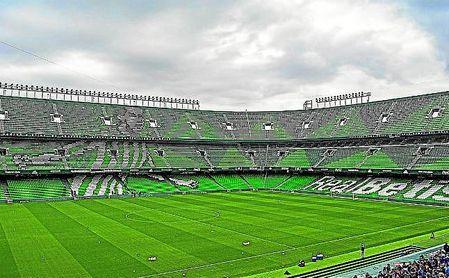 El Villamarín podría aliarse con el Pabellón de San Pablo y La Cartuja para 2019.