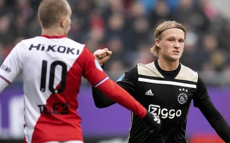 El Ajax termina el año con triunfo en Utrecht (1-3)