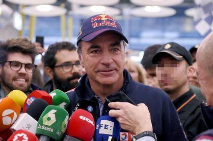"""Carlos Sainz: """"Tenemos el equipo más fuerte"""""""