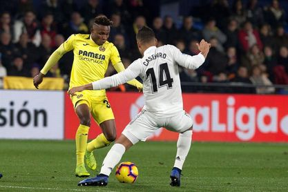 2-2. Un doblete de Cazorla neutraliza al Real Madrid