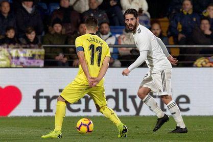 Jaume Costa y Álvaro se perderán el partido ante el Eibar por sanción