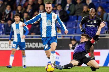 1-0. El Espanyol rompe su racha de seis derrotas ante el Leganés