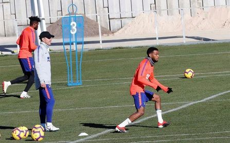 Lemar y Giménez vuelven a la lista; Lucas, Filipe, Costa y Gelson, bajas